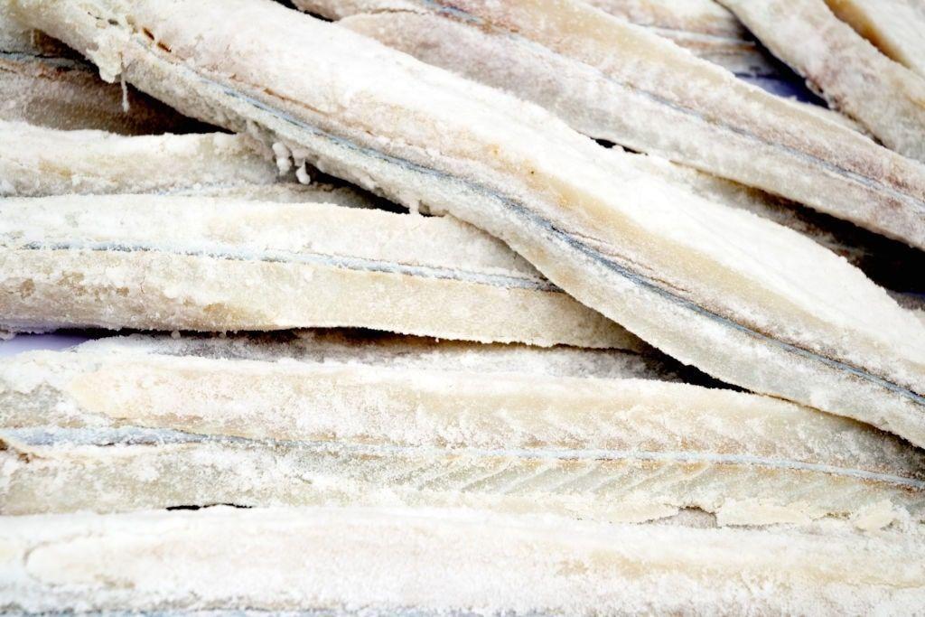 salazones de pescado
